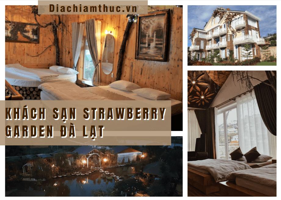 Khách sạn Strawberry Garden Đà Lạt