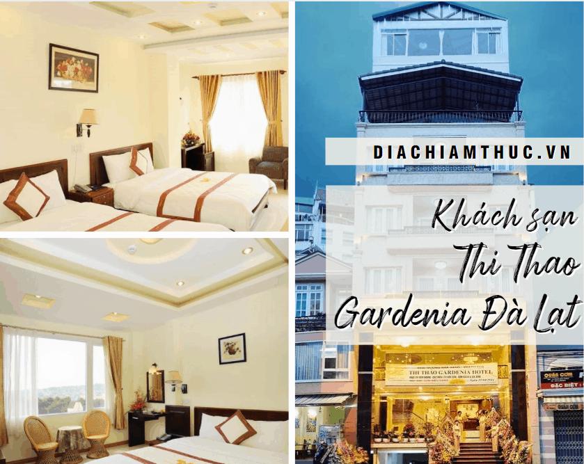 Khách sạn Thi Thao Gardenia Đà Lạt