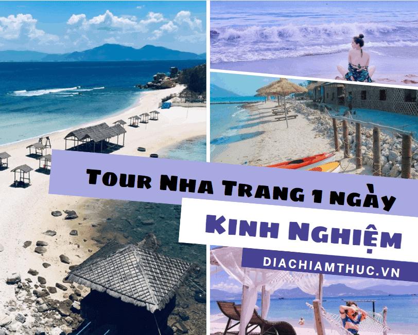 Kinh nghiệm đi Tour Nha Trang 1 ngày