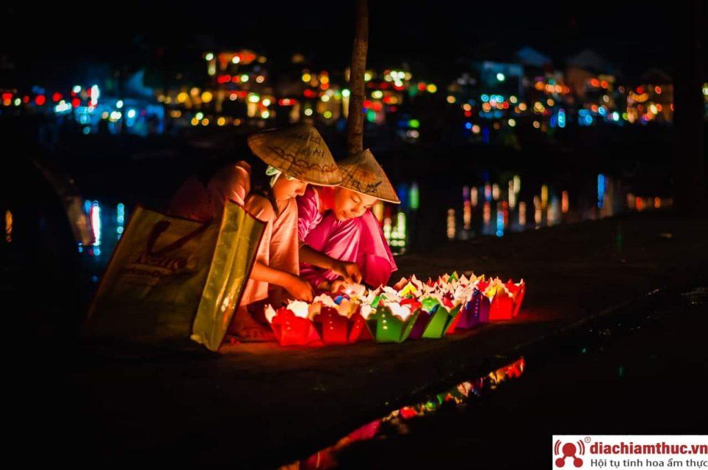 Lễ hội thả đèn hoa đăng