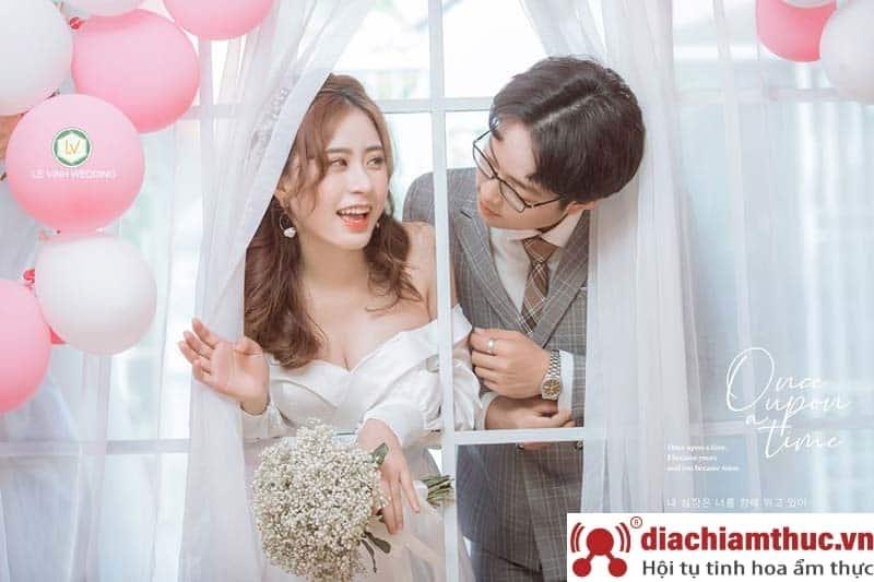 LeVinh Studio Wedding