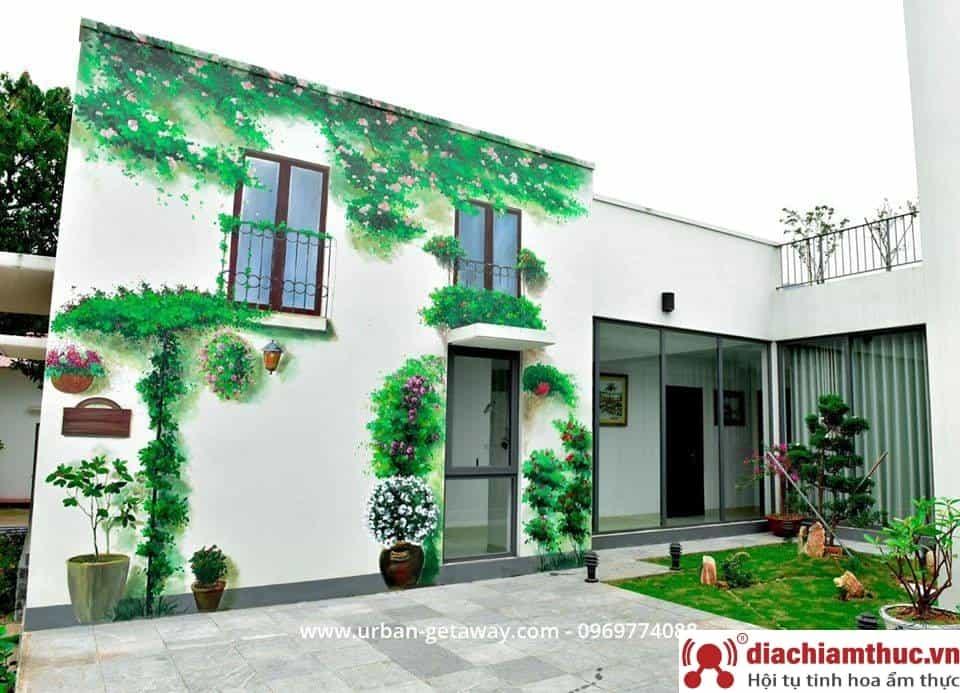 Little Leaf House