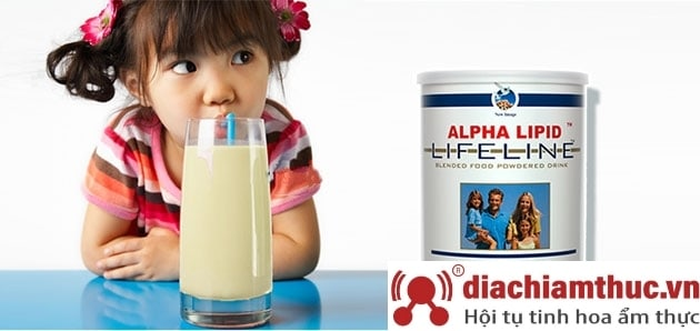 Lợi ích sữa non dành cho trẻ