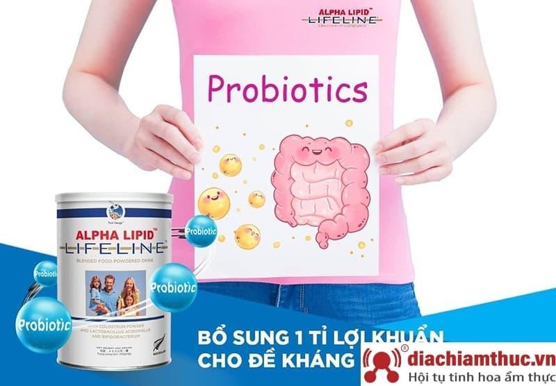 Lợi khuẩn tiêu hóa đường ruột