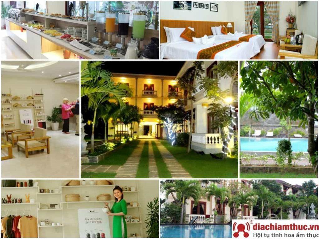 Lựa chọn khách sạn lưu trú Hội An