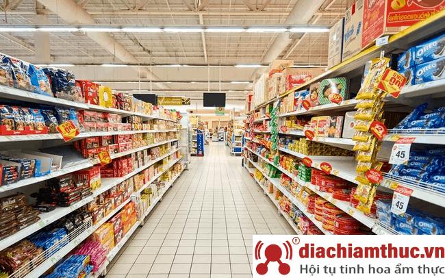 Những siêu thị gần đây tại TP. HCM