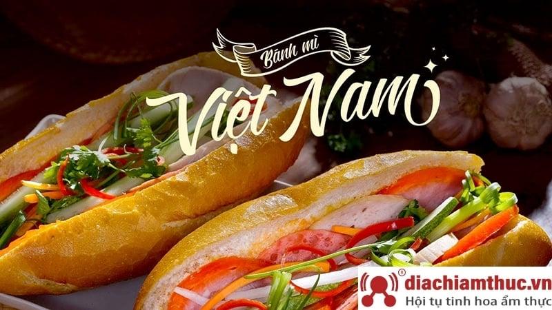 Những tiệm bánh mì gần đây ở Sài Gòn