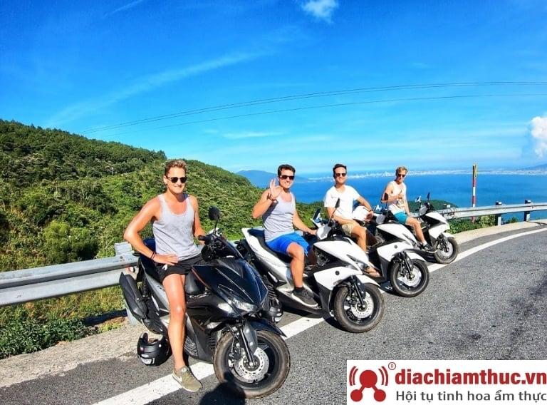 Phượt xe máy đến Hội An