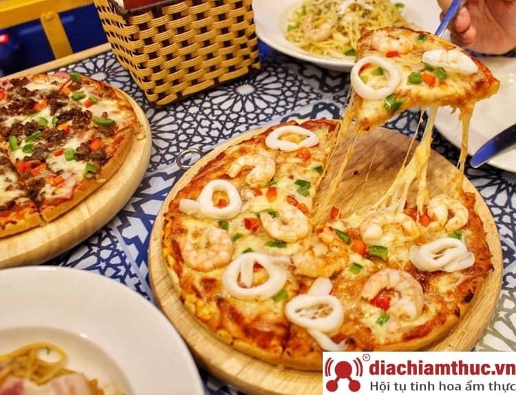 Pizza gần đây ở Hóc Môn