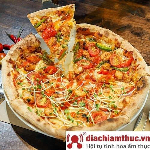 Pizza gần đây ở Q1