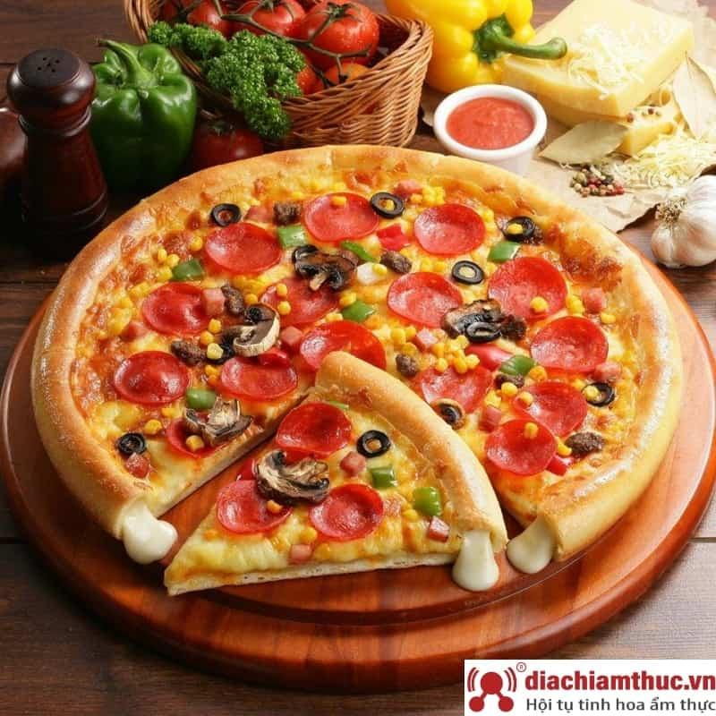 Pizza gần đây ở Quận 11
