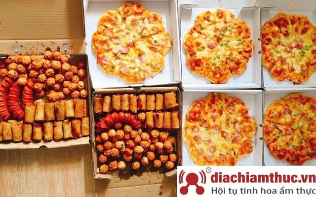 Pizza gần đây ở Quận Bình Tân