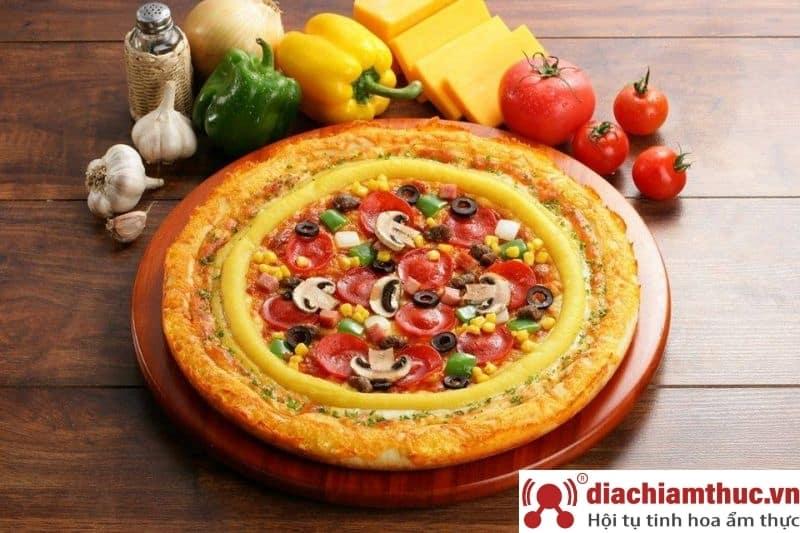 Pizza gần đây ở Quận Gò Vấp