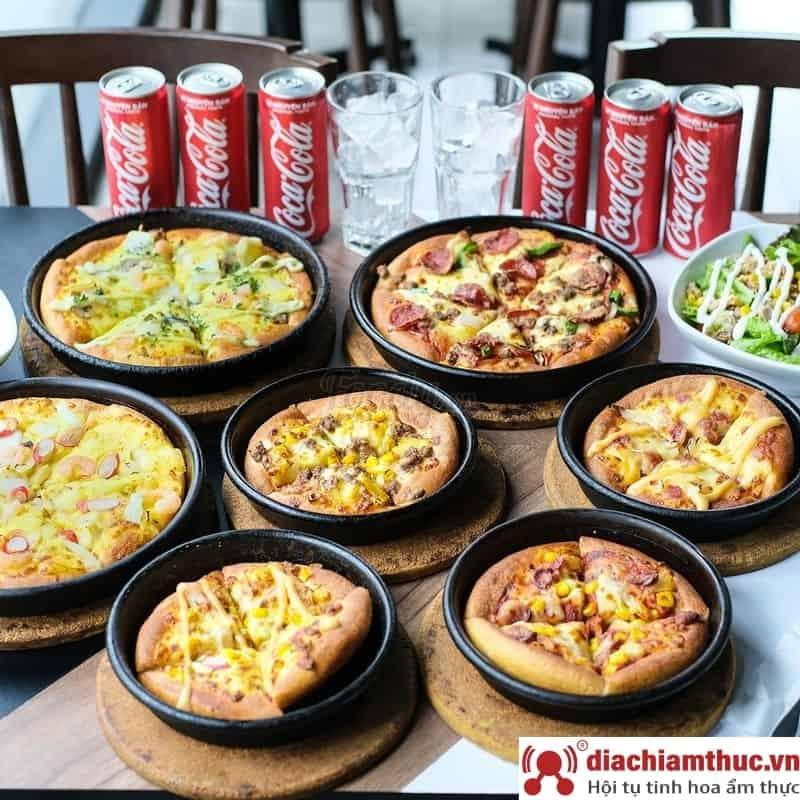 Pizza gần đây ở Quận Tân Bình