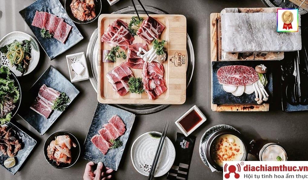 SUMO Yakiniku - Nhà hàng