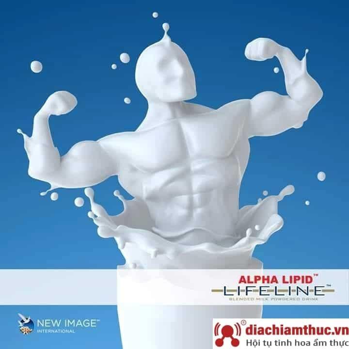 Sữa non alpha lipid - sản phẩm có giá trị triệu đô