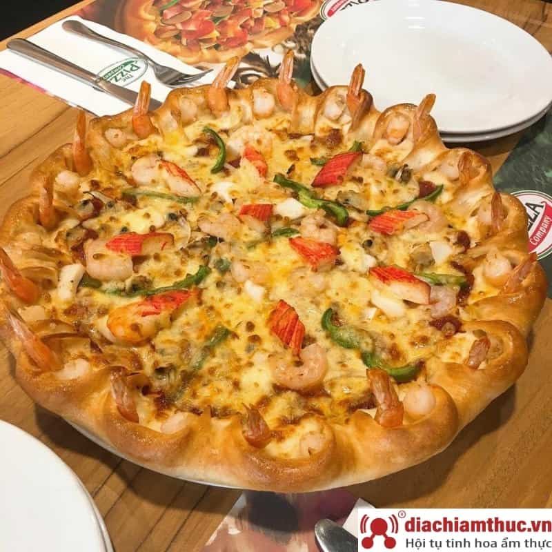 The Pizza Company ngon