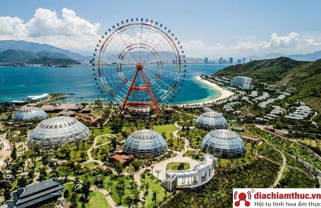 Thiên đường giải trí Vinpearl Land Nha Trang