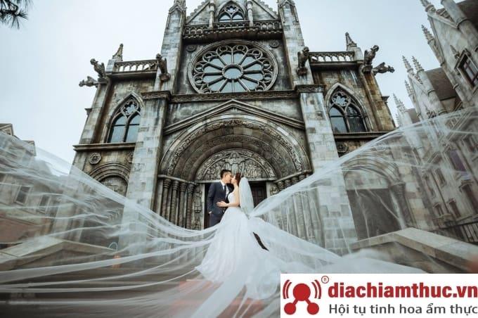 Thời điểm chụp ảnh cưới Đà Nẵng
