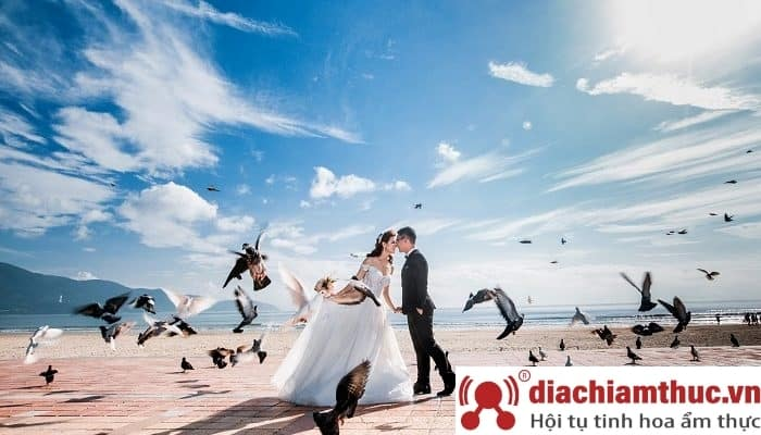 Thời gian chụp ảnh cưới ở Đà Nẵng