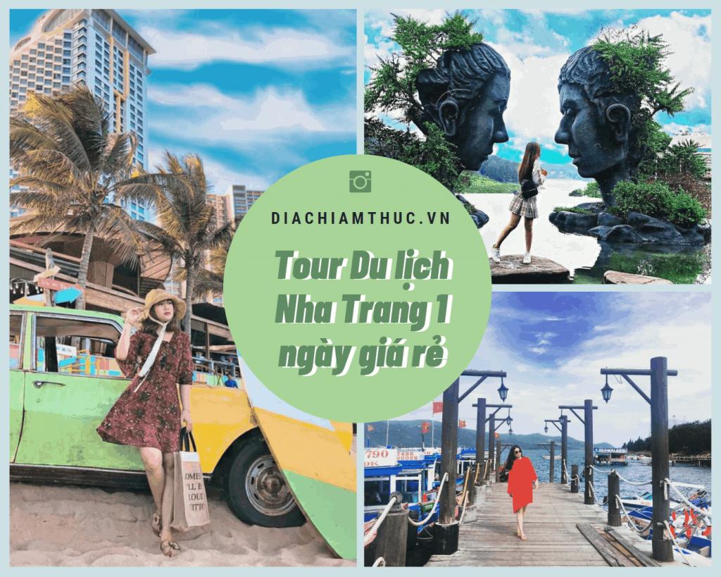 Thông tin cần biết về Tour Nha Trang 1 ngày