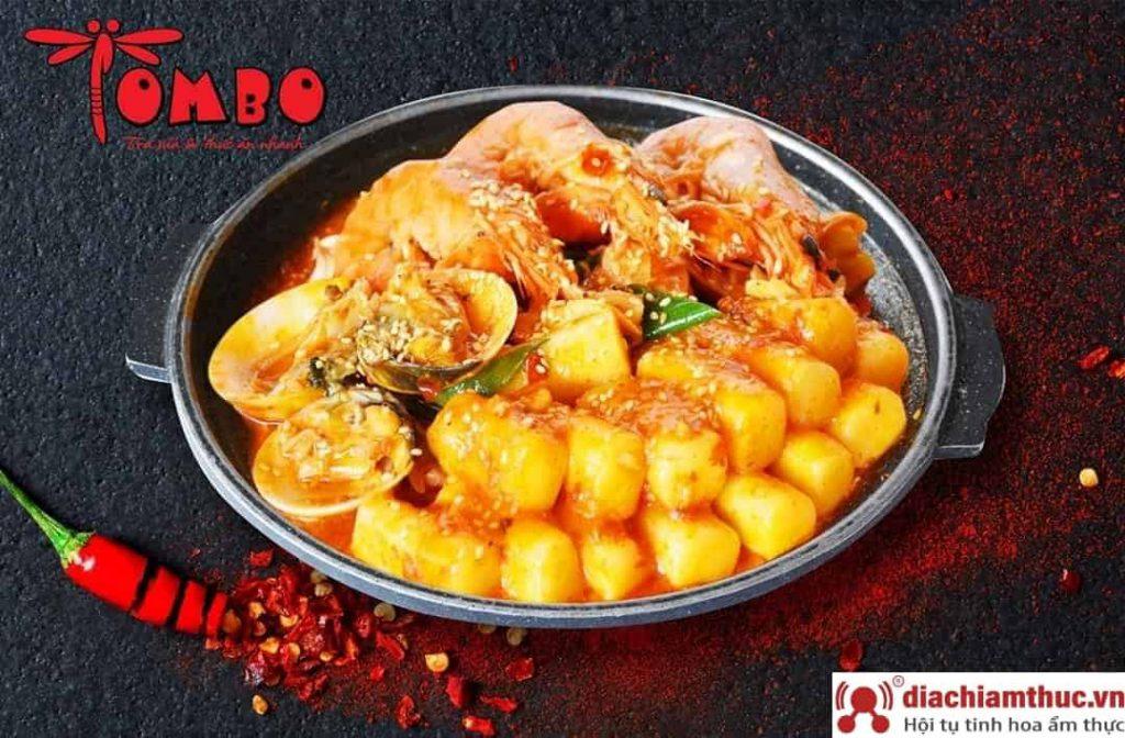 Thức ăn nhanh Tombo