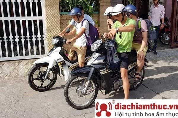 Thuê xe máy tại Tây Ninh