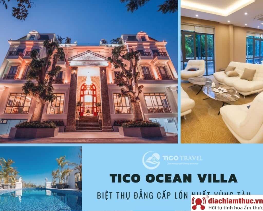 Tico Ocean Villa