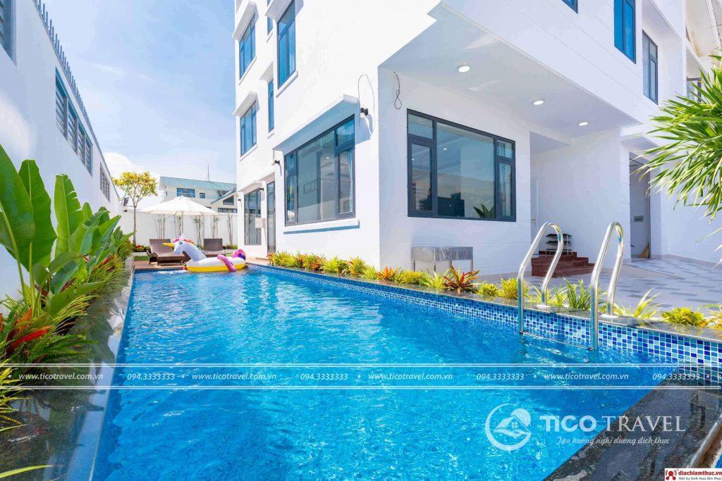 Tico Sea Shell Villa