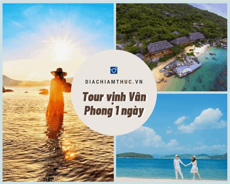 Tour vịnh Vân Phong 1 ngày