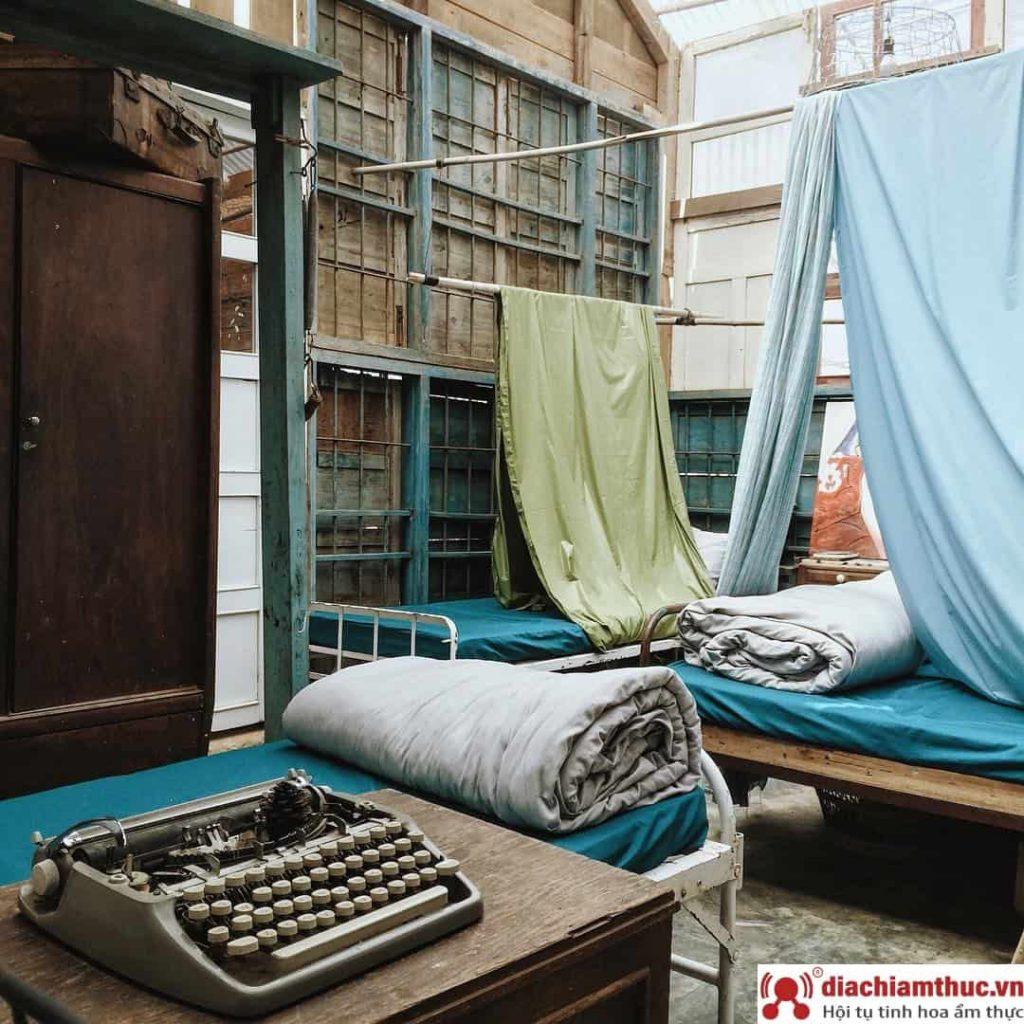 Tre's house homestay - Phòng