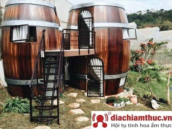 Wine Valley homestay