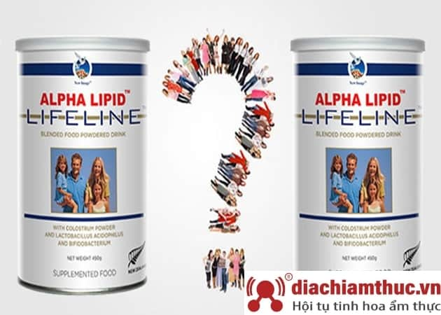 Xuất xứ, nguồn gốc của sữa non Alpha Lipid Lifeline