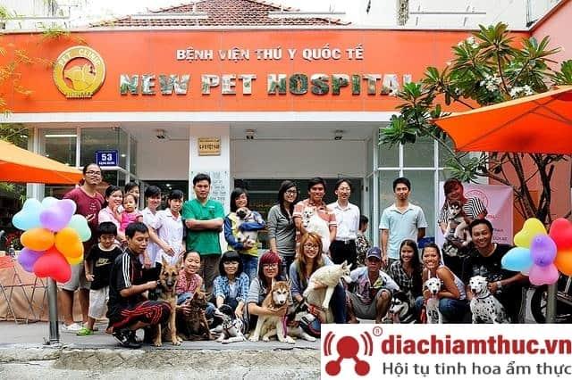 Bệnh viện thú y New Pet Hospital