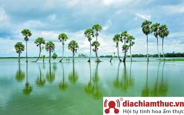 Búng Bình Thiên - Du lịch