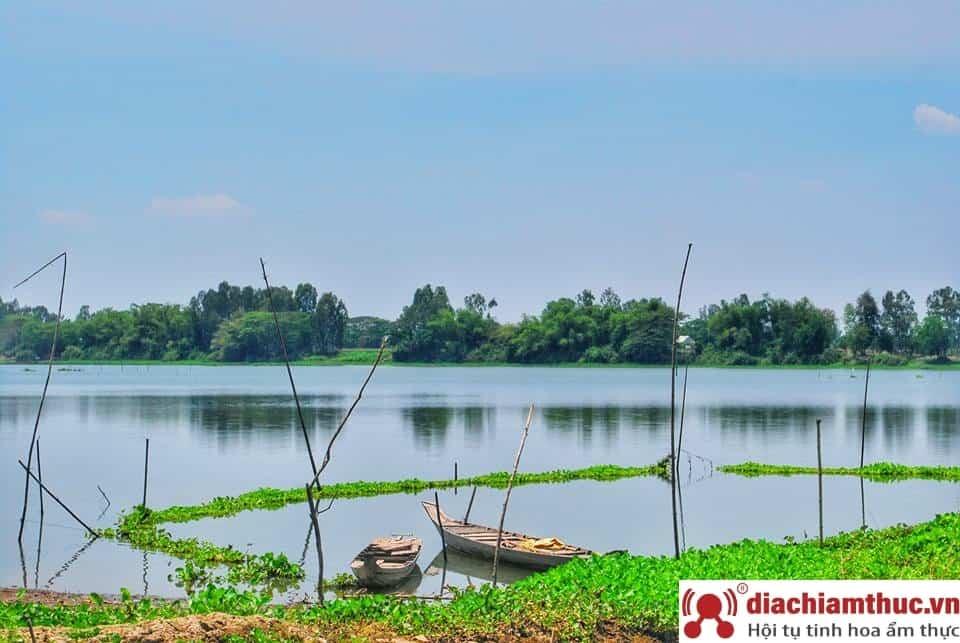 Búng Bình Thiên - Hồ nước trời