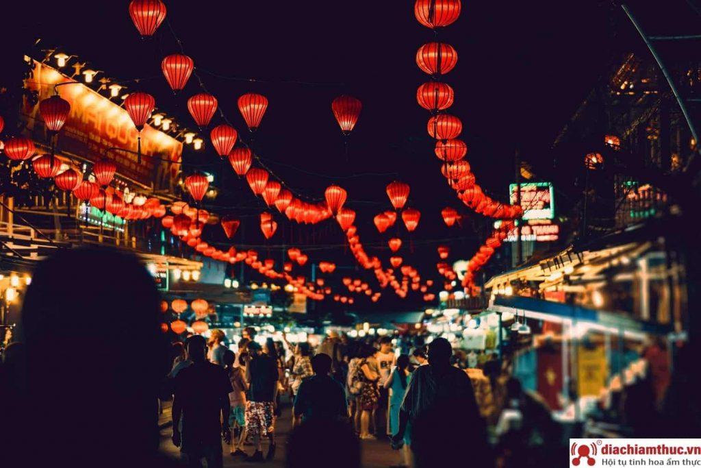 Cách thức di chuyển đến chợ đêm Phú Quốc
