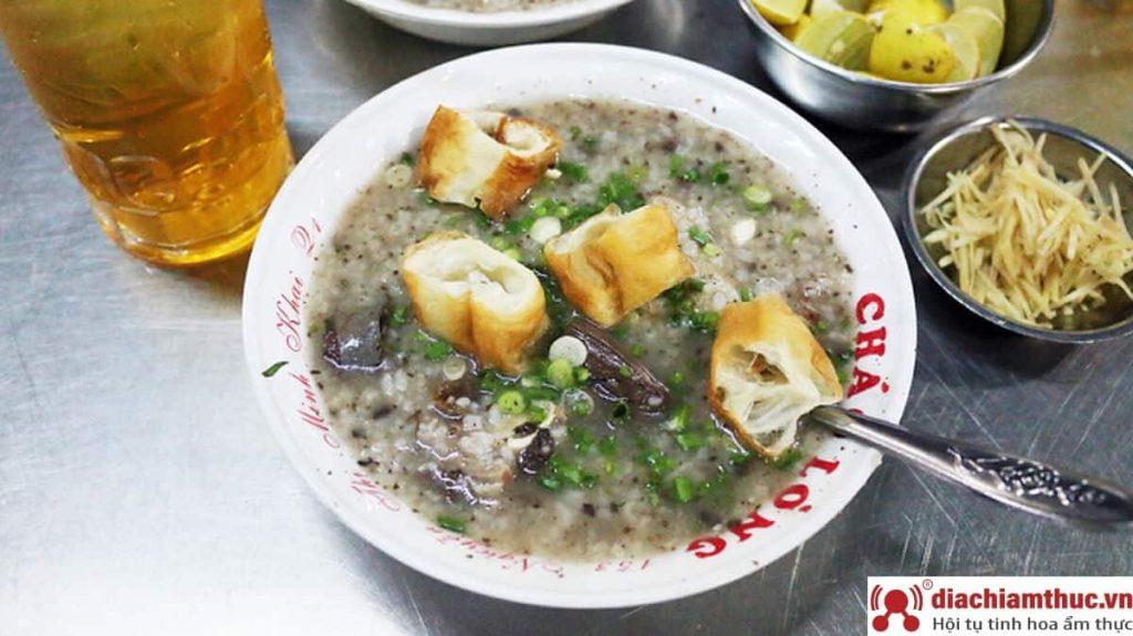 Cháo lòng 153 Nguyễn Thị Minh Khai SG