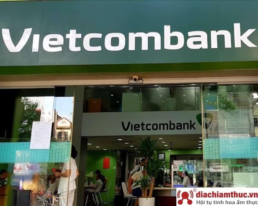 Chi nhánh PGD Vietcombank gần nhất ở quận 3