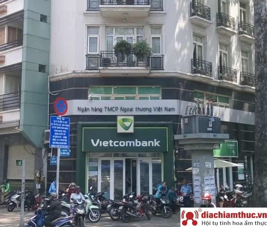 Chi nhánh PGD Vietcombank gần nhất ở quận 5