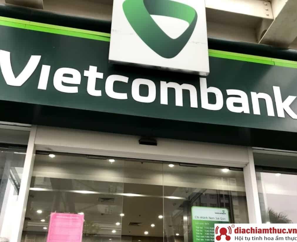 Chi nhánh PGD Vietcombank gần nhất ở quận Bình Tân