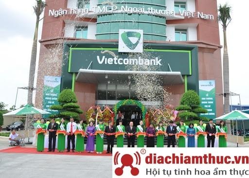 Chi nhánh PGD Vietcombank gần nhất ở quận Bình Thạnh