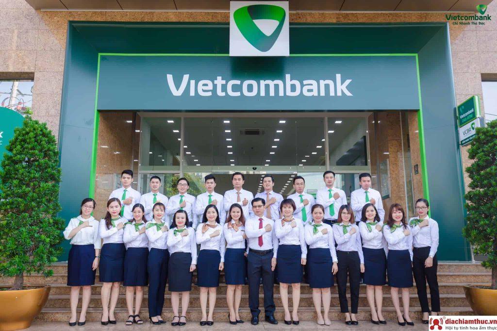 Chi nhánh PGD Vietcombank gần nhất ở quận Thủ Đức
