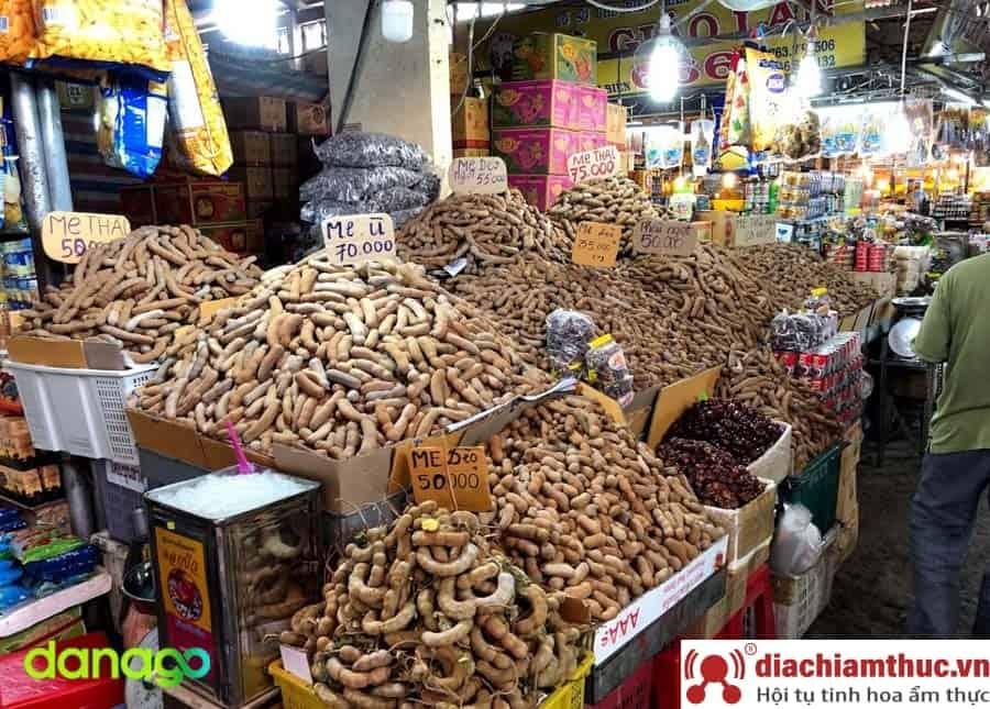 Chợ Tịnh Biên - AG
