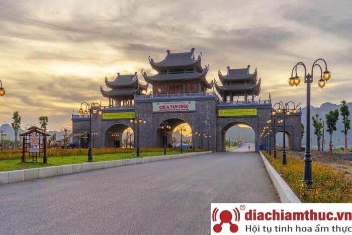 Cổng Tam Quan ngoại