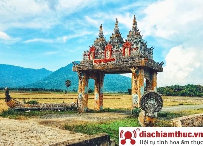 Cổng trời Khmer Koh Kas - Khám phá