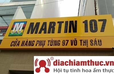 Cửa Hàng Xe Đạp Martin 107
