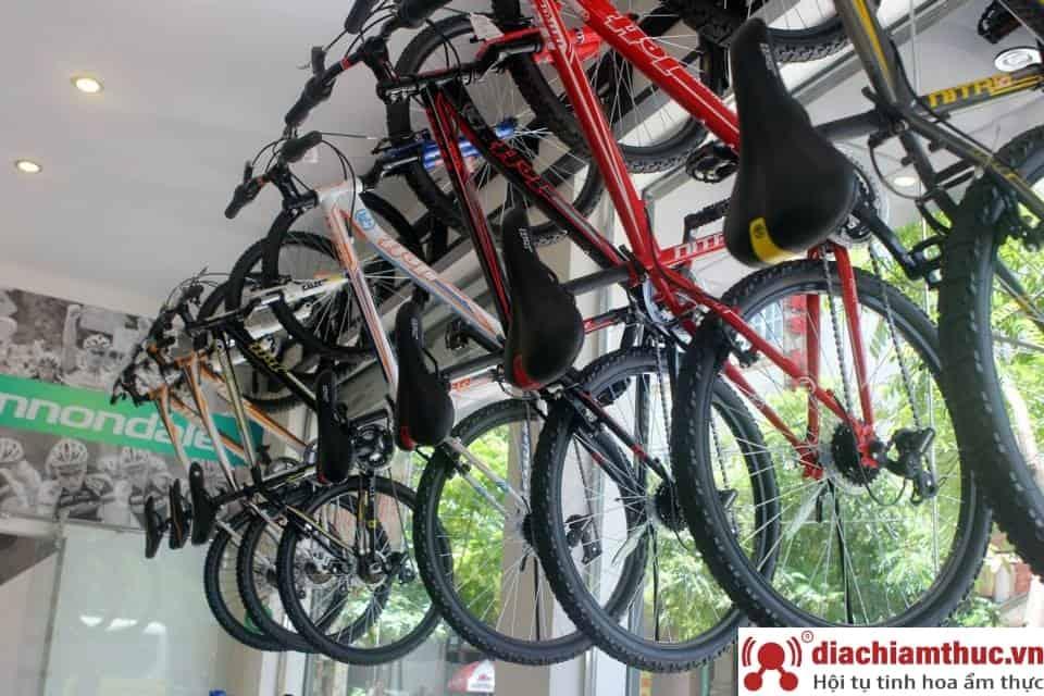 Cửa Hàng Xe Đạp Thể Thao Greenbike