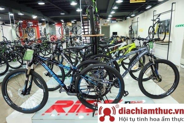 Cửa hàng xe đạp Ride Plus Bike & Sport