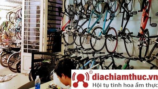 Địa chỉ cửa hàng xe đạp cũ